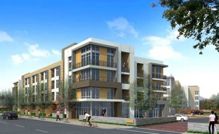 Cobalt Apartments Rendering