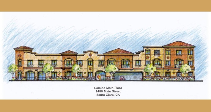 Camino Main Place - Corner View