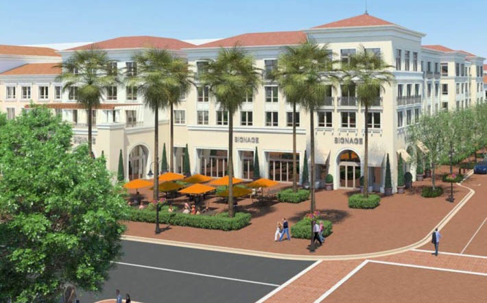 Santa Clara Square - Residential/Mixed-Use (The Irvine Company)