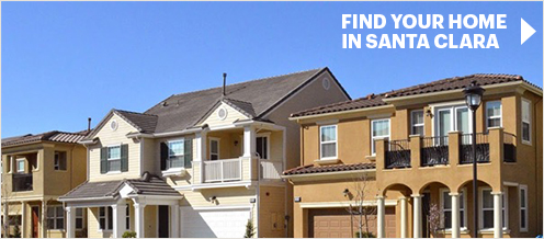 Find your home in Santa Clara