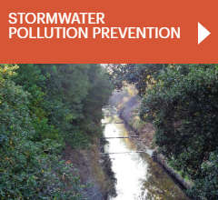 urban runoff pollution prevention