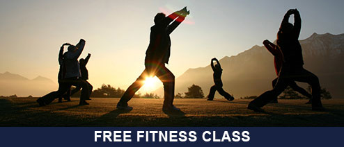 Free Fitness Class: Qi Gong