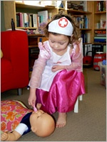 Good Health for Children: Playing Nurse