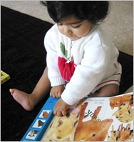 Baby Booklist: Baby and Book