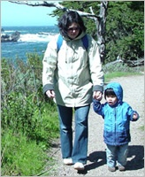 Parenting Ed Class: Hiking with Mom
