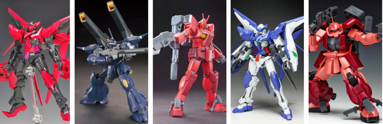 GUNPLA BUILD CONTEST