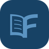 flipster icon, links to library Flipster collection