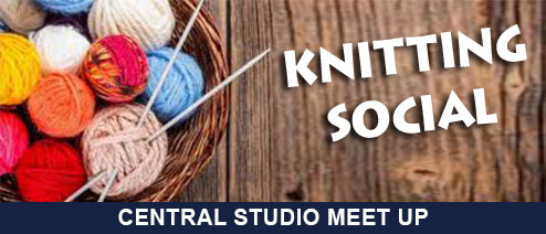 In the Loop: Knitting Social at Central Studio
