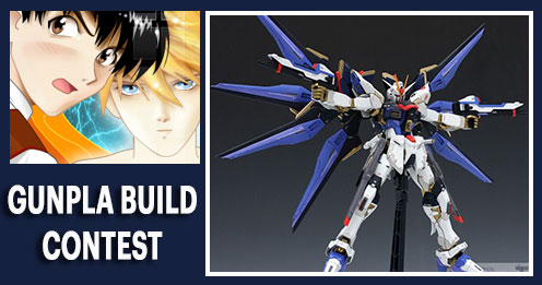 Contests.Gunpla.Build