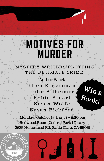 Motives for Murder on 20171016 -- 20170915 edition