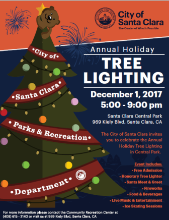 2017 holiday tree lighting central park