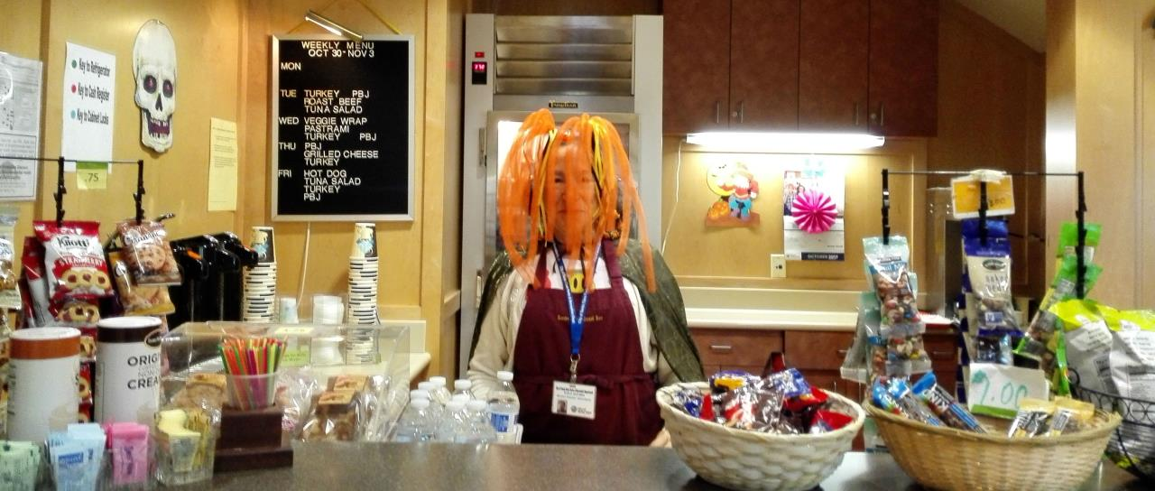 Snack Bar Volunteer Rotate