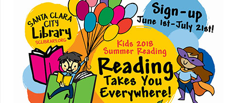 Summer Reading Sign - Ups!