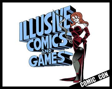 Illusive Comics and Games