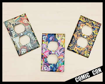 Comic Outlet Covers