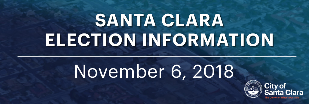 Nov 6_Santa Clara Election Information