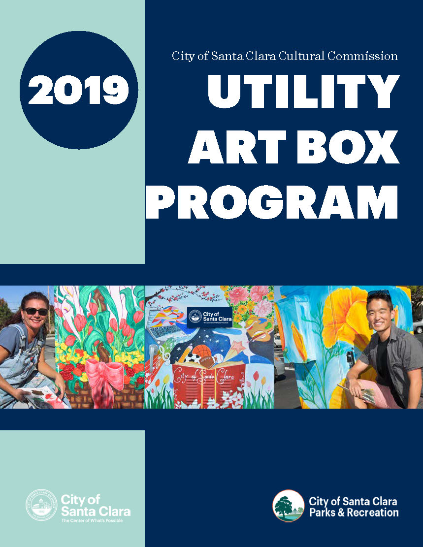 2019 Utility Art Box Program Flyer