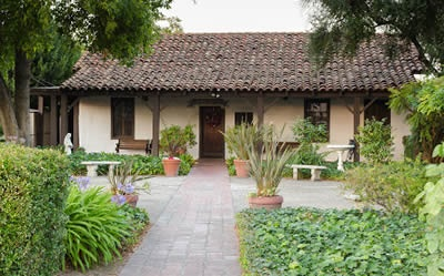 Women's Club Adobe