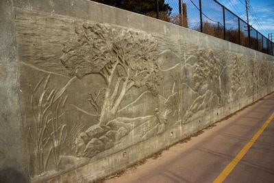Creek Trail Mural