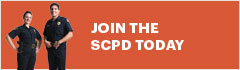 join the scpd today