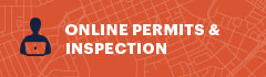 online permits and inspection