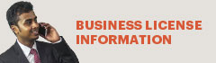 business license information