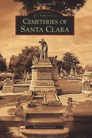 Images of America Cemeteries of Santa Clara bookjacket