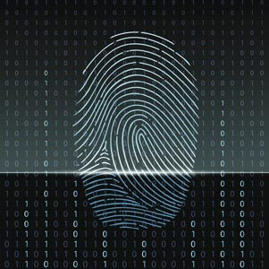 Image of Digital Fingerprint