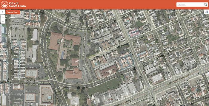 Maps | City of Santa Clara