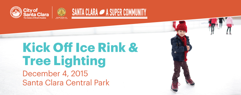 CSC KickOff IceRink TreeLighting