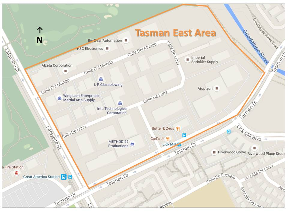 tasman_east_map