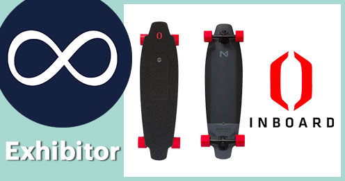 Exhibitor.Inboard.Electric.Skateboards