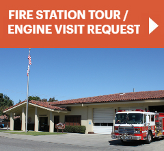 fire station tour or engine visit request