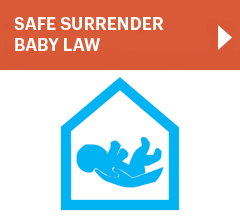 Safe surrender baby law