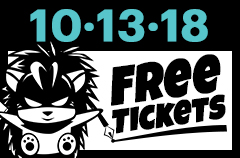 10-13-18 FREE Tickets