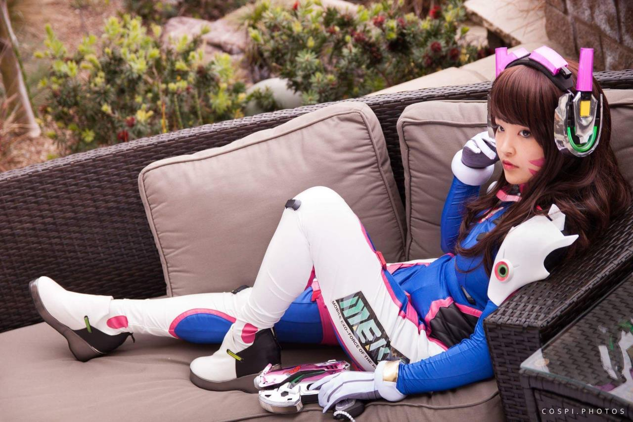 yukicos as D.Va