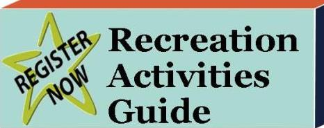 TRS  Recreation Activity Guide