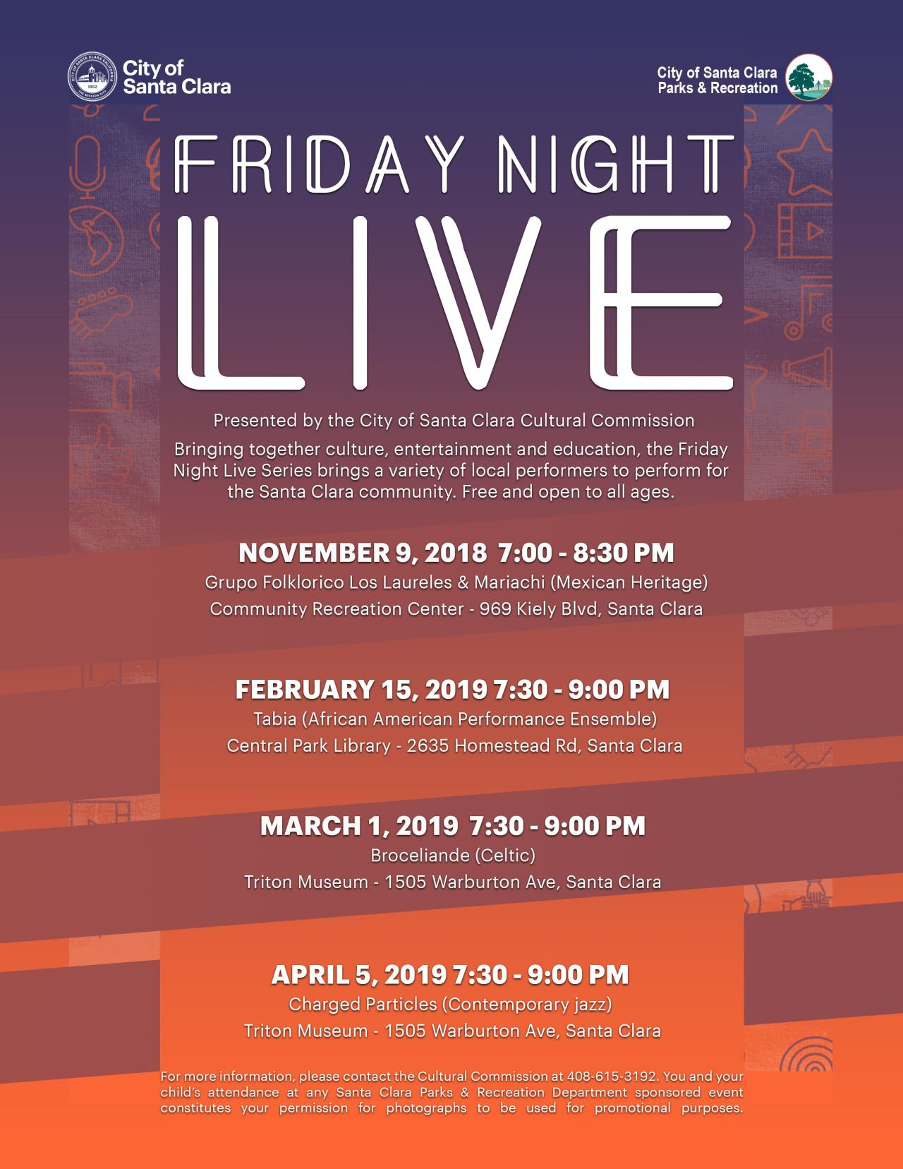 Friday Night Live 2018