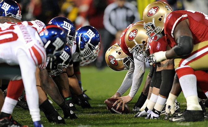 Game 7 49ers v Giants Event Notes