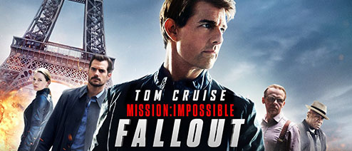 Teen Movie & Pizza - Mission: Impossible Fallout