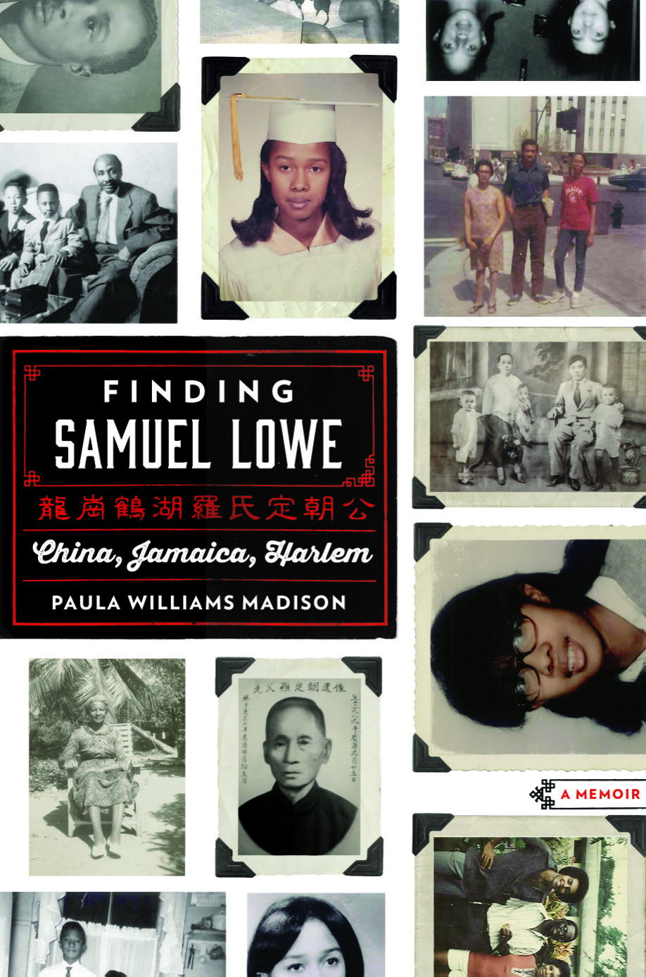 Finding Samuel Lowe book