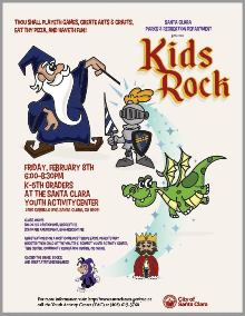 2019 Feb 8 Kids Rock flyer