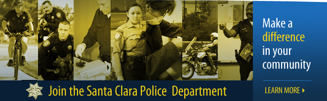 Police Department   City of Santa Clara