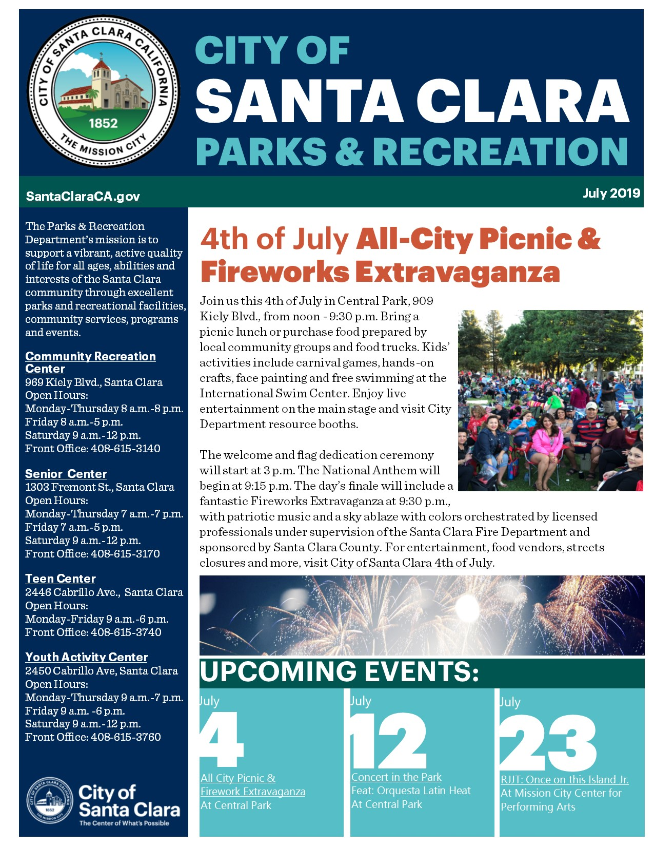 eNewsletter - July 2019 FINAL 12