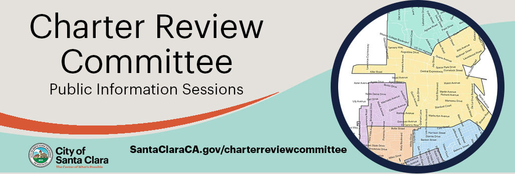 Charter Review Committee Public Information Sessions