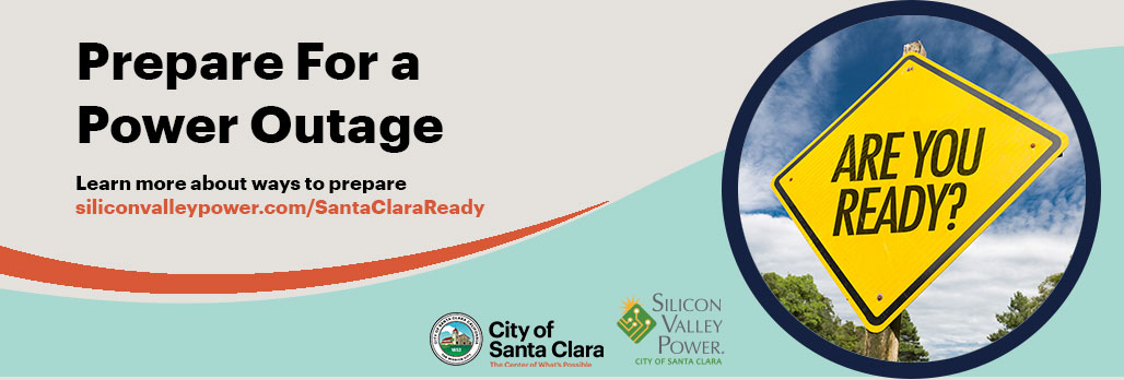Santa Clara ready for Power outage
