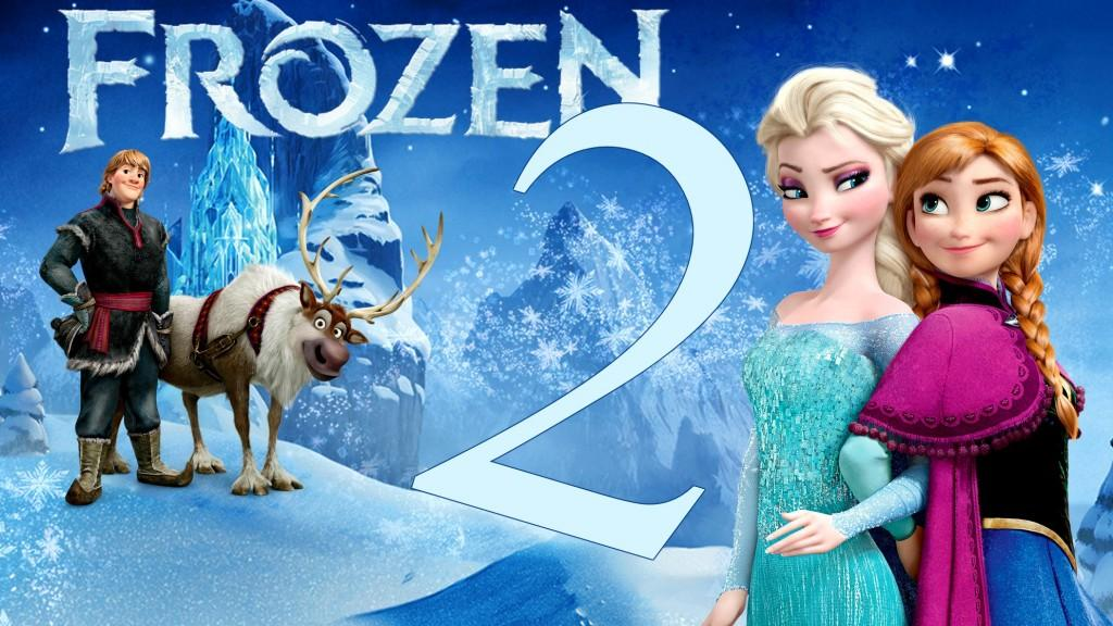 Teen Movie Frozen 2