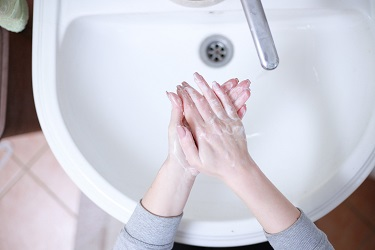 hand-washing-Spotlight image