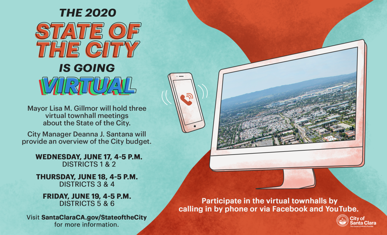 State of the City 2020-Flyer
