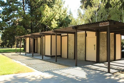 Homeridge Restroom Area